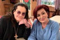 Koronavirus v rodině Ozzyho Osbournea: Manželka se musela odstěhovat!