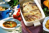 Božské podzimní recepty: Ochutnejte hovězí na rajčatech nebo dýni na smetaně!