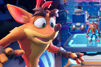 Ztřeštěný vačnatec v ráži! Recenze Crash Bandicoot 4: It's About Time