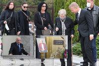 Pohřeb Limonádníka Karla Fialy (†95): Županič odhalil jeho drsná poslední slova!