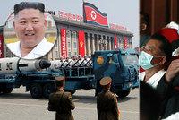 KLDR chystá obří vojenskou přehlídku. Promluví i Kim,bude muset přiznat selhání