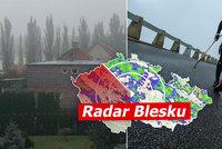 Česko zažilo mrazivé ráno, na Jizerce bylo -4 °C. Přijde sníh i déšť, sledujte radar Blesku