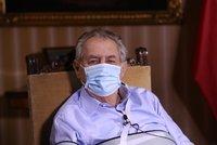 Koronavirus ONLINE: Uznávání protilátek se dostalo až k Zemanovi. A 152 případů za pondělí