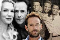 Dylan (†52) z Beverly Hills 90210 by slavil 53 let: Dojemné vzpomínky kolegů
