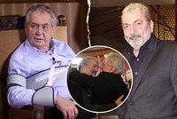 Rozepře Hůlky s Milošem Zemanem: Co opravdu stojí za koncem velkého přátelství?!