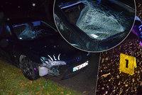 Mladý řidič srazil Dominika (†25) a Richarda (27): Byla tma, pršelo a neměli žádné reflexní prvky