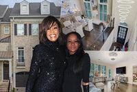 Prokletý dům, v němž se utopila dcera (†22) Whitney Houstonové (†48): Opět na prodej a levnější!