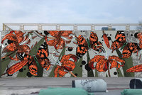 Motýli a lilie na stanici metra: Lidé si vybrali, jak chtějí oživit Opatov, Bořislavku a Nové Butovice