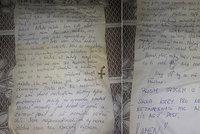 Rybář našel v Labi mrazivý vzkaz v láhvi: Autor naznačil sebevraždu?