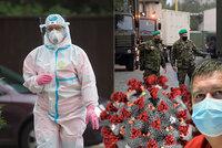 Koronavirus ONLINE: 13231 nakažených za čtvrtek v ČR. A uzdravený Hamáček