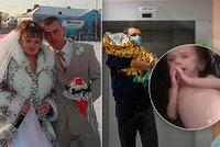 Julie nechala téměř vyhladovět miminko ve skříni: Narodilo se jí prý po znásilnění!