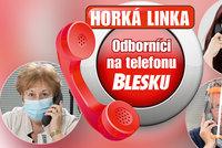 Odborníci Jágrová, Maďar a další na horké lince Blesku! Téma: Očkování, chřipka a covid