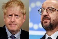 Tvrdý brexit? Je to na Londýnu, tvrdí Michel. Brusel chce jednat, ustoupit odmítá