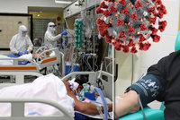 Generál Pavel daroval krev, chce jít Čechům příkladem. Nemocnicím se krátí zásoby