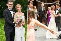 Svatba seriálové »Zity« z Ordinace Holcové: Vdávat by se chtěla i ve skutečnosti!