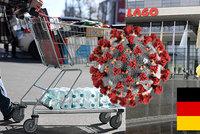Němci začali opět ve velkém nakupovat toaletní papír a dezinfekci. Zásobí se i moukou
