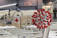 """""""Zbytečná"""" polní nemocnice v Letňanech vyklízí pole. Stála čtyři měsíce, nefungovala ani den"""