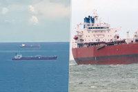 Piráti unesli ropný tanker. Na jihu Anglie zasahuje námořnictvo i vrtulníky