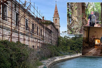 Italský ostrov hrůzy: Vozili na něj oběti moru do karantény, v masovém hrobě bylo na 160 tisíc těl