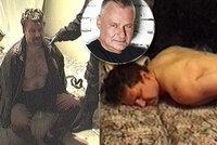 """20 let od útěku Kajínka z vězení: Pilka z hřebenu, vlasec a kotva! Nahého ho chytli v posteli """"orlického vraha"""""""