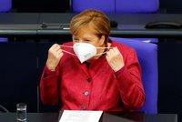 Karanténa dle Merkelové: Až do 14. února, lidé budou smět jen do 15 kilometrů od domova?