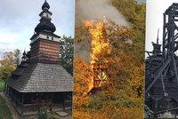 Pomůže náhoda vstát kostelu sv. Michala z popela? Známý fotograf stihl vytvořit jeho 3D model