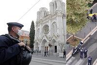 Vrah z Nice uřízl ženě hlavu. Policie hledá komplice, zadržela již tři muže