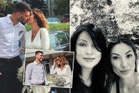 Nové záběry z tajné svatby dcery Ivany Christové: Speciální šaty! A druhá veselka v plánu