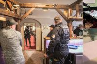 """""""Odboj proti covidové prohibici""""? Pardubická policie objevila tajnou hospodu a štamgasti ve zmatku prchali do kuchyně"""