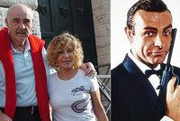 Conneryho (†90) manželka o smrti prvního Jamese Bonda: Trpěl demencí!