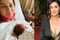 Krásná poslankyně (52) se stala dvojnásobnou mámou! Monika Beňová porodila dcerku Leu