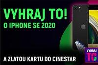 Získejte iPhone SE 2020! Ve vědomostním kvízu VYHRAJ TO dnes od 19 hodin
