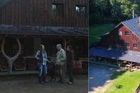 Šumavský ranč z Policie Modrava je na prodej! Nabízí apartmány, koupaliště i bizony