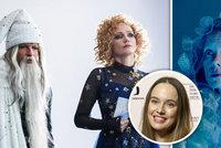 Česká televize odtajnila vánoční plán: Představila »hvězdnou« pohádku s Geislerovou, Kotkem a Rambou!