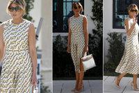 Trump si věří, Biden šel do kostela. Melania k urně vynesla šaty za 100 tisíc korun