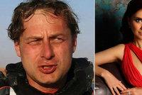 Klobásového krále mučili v sauně, pak ho zastřelili kuší! Podezřelým je partner jeho krásné exmanželky