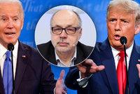 Sledujeme živě: Biden, nebo Trump? Průběžné výsledky okomentuje politolog Jiří Pehe