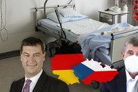 Koronavirus ONLINE: Sasko zpřísní vůči pendlerům. A bonus ke karanténě prošel Sněmovnou