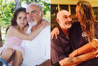 Plačtivé vyznání Conneryho (†90) zdrcené vnučky: Nemůže se smířit se smrtí dědečka!
