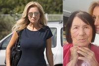 Krásná Kateřina Brožová v slzách: Přišla o milovanou maminku!