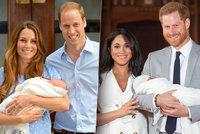 Princ William obvinil bratra Harryho: Lhal o Archieho (1) narození!