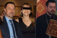 Žárlivý manžel před kostelem ve Francii postřelil kněze: Duchovní měl poměr s jeho ženou!