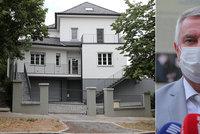 """Mynář dostal pokutu za svou vilu, neměl nutné povolení k rekonstrukci: """"Přišli na udání"""""""