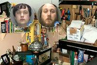 Takto to vypadá uvnitř domu hrůzy: Nadšenci do sériových vrahů zde rozsekali ženu!