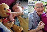 Tenhle táta je správný chlap! Sám se stará o postiženou Simonku a ještě vymyslel super projekt!
