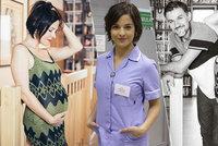 Rozmazlená sestřička z Ordinace je těhotná! Je to vesmírný zázrak...