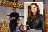 Mahulena Bočanová už má doma Vánoce: Jsem cvok, ale miluju to!