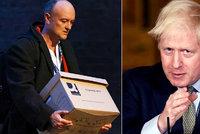 "Premiér přišel o ""mozek"". Hybatel brexitu Cummings skončil u Johnsona z minuty na minutu"