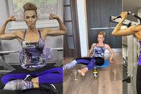 Navrch svaly a uvnitř? Mašlíková přiznala slabost a musela vyhledat odborníka!
