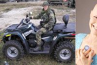 Vojandě Zuzaně (58) se rakovina vrátila 5 krát! Má paliativní léčbu, přesto pomáhá ostatním